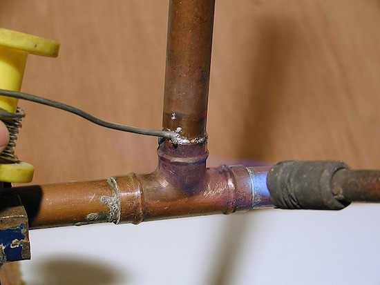 Burst pipes service Local